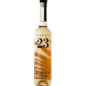 Calle  Anejo Tequila