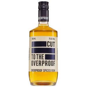 Cut Overproof Spiced Rum