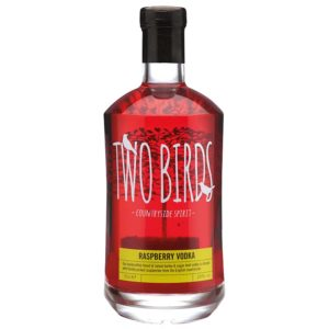 TWO BIRDS RASPBERRY VODKA