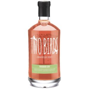 Two Birds Rhubarb Gin