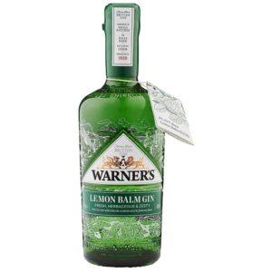 Warners Lemon Balm Gin
