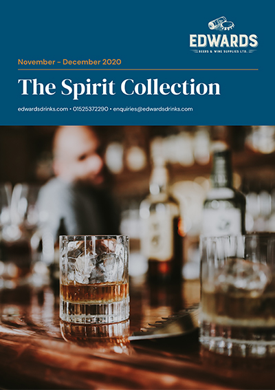 spirits collection_front cover